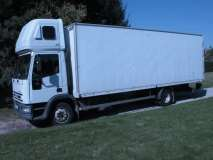 Samochód ciężarowy Iveco